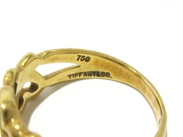 TIFFANY&Co.(ティファニー) リング トリプルラヴィングハート K18YG