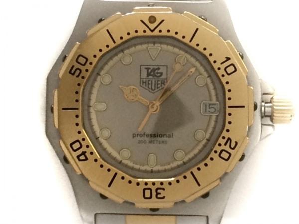 TAG Heuer(タグホイヤー) 腕時計 プロフェッショナル200 934.213 メンズ シルバー