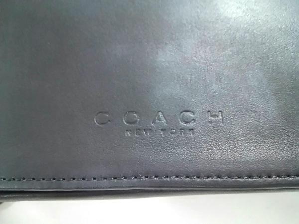COACH(コーチ) ショルダーバッグ - 9092 黒 レザー