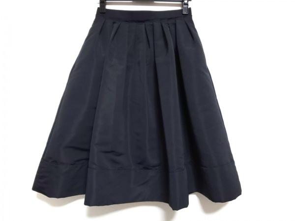 MUGUET(ミュゲ) スカート サイズ38 M レディース美品  黒