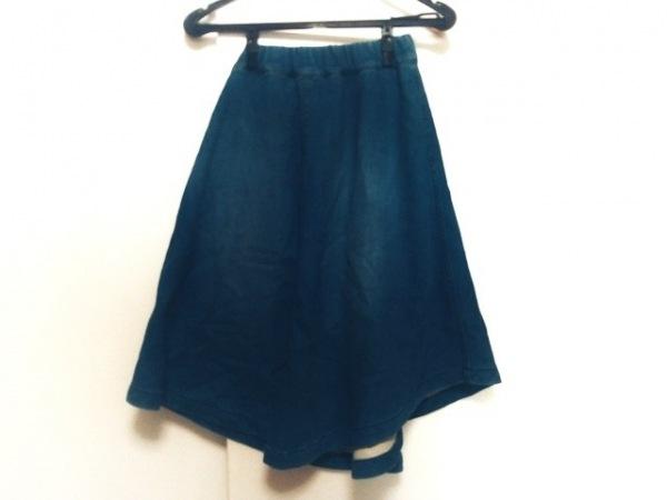 PHEENY(フィーニー) スカート サイズF レディース ブルー
