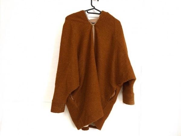 nitca(ニトカ) コート サイズ9 M レディース ブラウン 冬物