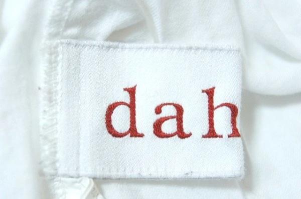 dahl'ia(ダリア) ワンピース レディース 白