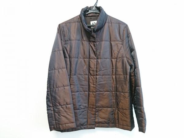 CECIOUCELA(セシオセラ) コート レディース ダークブラウン キルティング/冬物