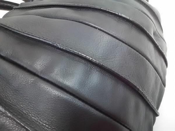 LUPO(ルポ) トートバッグ 黒 レザー