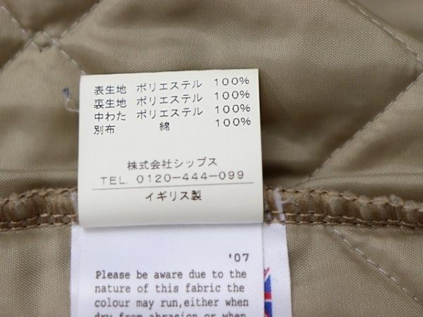 ラベンハム コート サイズ38(UK) レディース美品  ベージュ キルティング/冬物