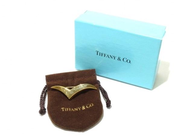 TIFFANY&Co.(ティファニー) ブローチ - K18YG 総重量:6.0g