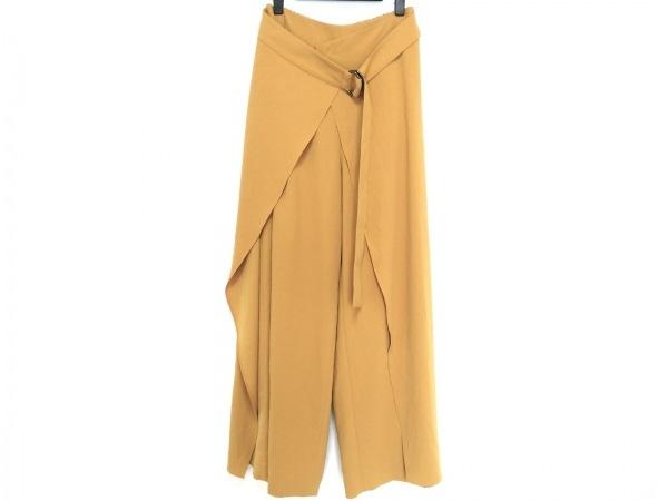 ADORE(アドーア) パンツ サイズ38 M レディース オレンジイエロー