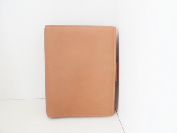 GUCCI(グッチ) 手帳 - 04268 ダークブラウン レザー