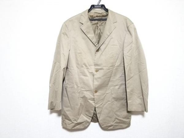BURBERRY PRORSUM(バーバリープローサム) ジャケット サイズ50 メンズ美品  ベージュ
