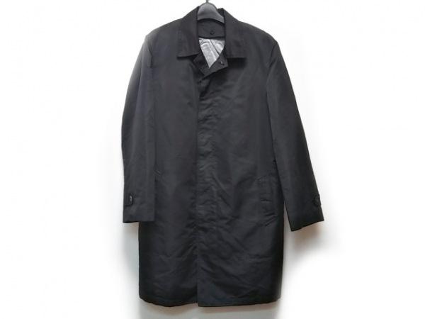 Takizawa Shigeru(タキザワシゲル) コート サイズ52 メンズ 黒 春・秋物