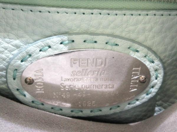 FENDI(フェンディ) ハンドバッグ ミニピーカブー/セレリア 8BN244-N8K