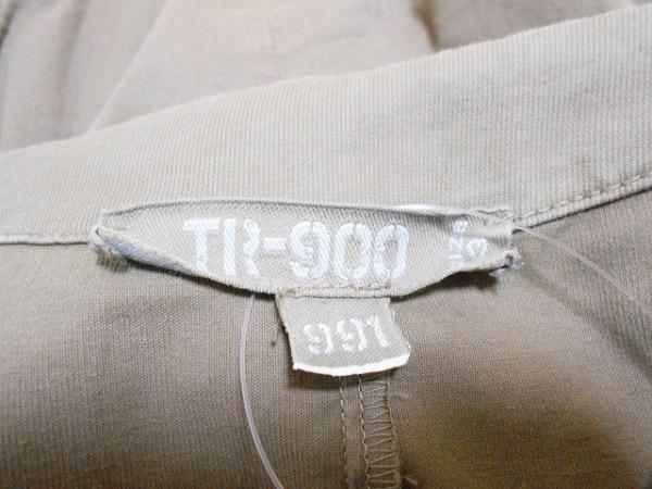 TRANSIT(トランジット) ジャケット サイズ3 L レディース カーキ TR-900