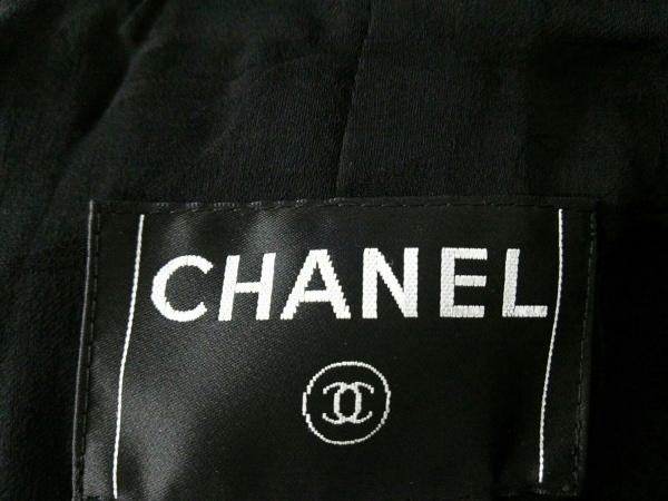 CHANEL(シャネル) スカートスーツ サイズ38 M レディース美品  P34949/P34950 黒