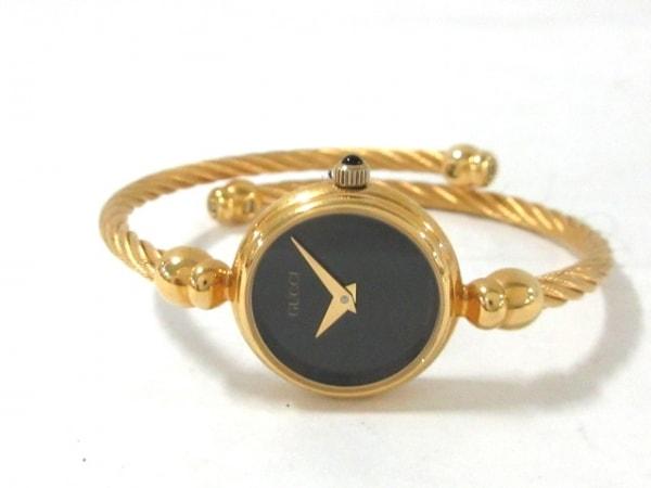 GUCCI(グッチ) 腕時計 2700.2.L レディース 黒