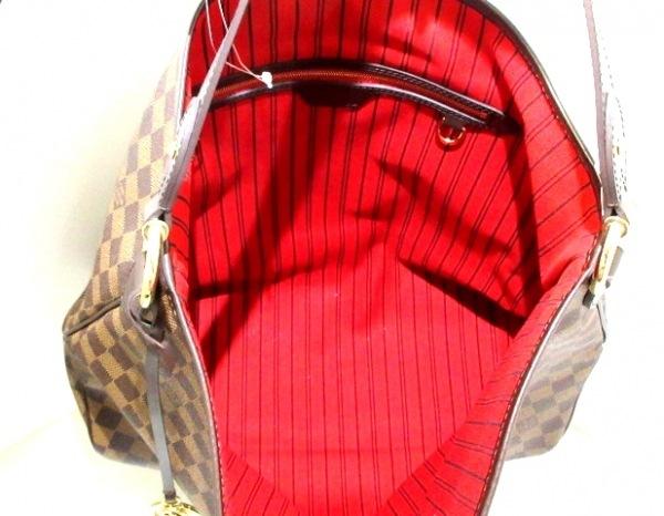 ルイヴィトン ショルダーバッグ ダミエ ディライトフルPM N41459 エベヌ