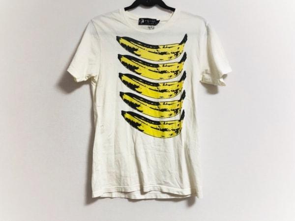 アンディ・ウォーホル バイ ヒステリックグラマー 半袖Tシャツ サイズS メンズ 白
