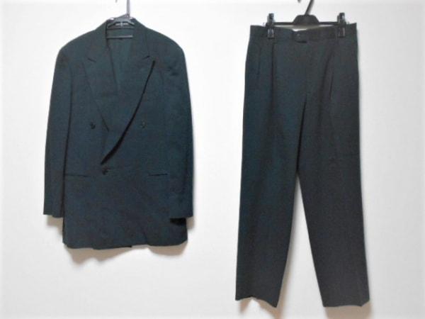 セデュクション ドゥ ニコル ダブルスーツ サイズ50 メンズ ダークネイビー