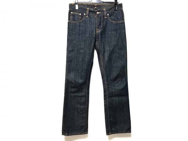 NudieJeans(ヌーディージーンズ) ジーンズ サイズ30/32 レディース ネイビー