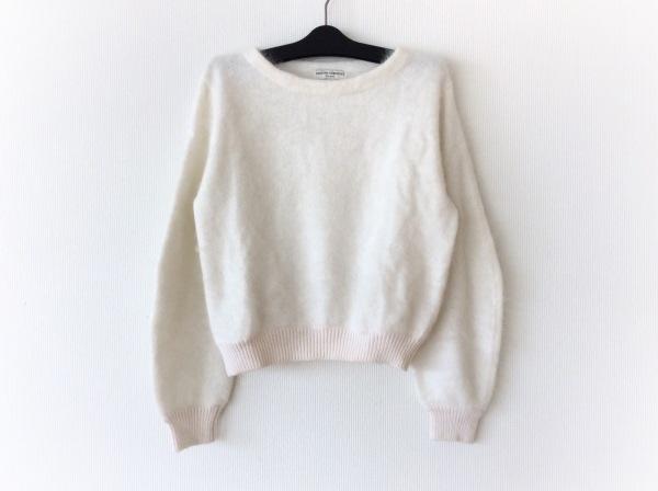 OPENING CEREMONY(オープニングセレモニー) 長袖セーター サイズM レディース 白
