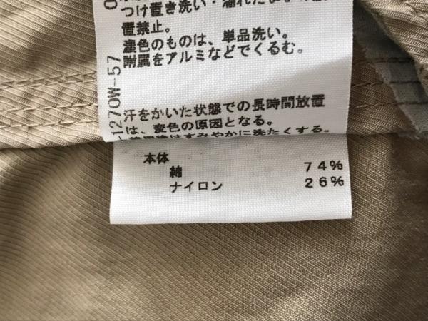 インタープラネット コート サイズ40 M レディース ベージュ 春・秋物/ジップアップ