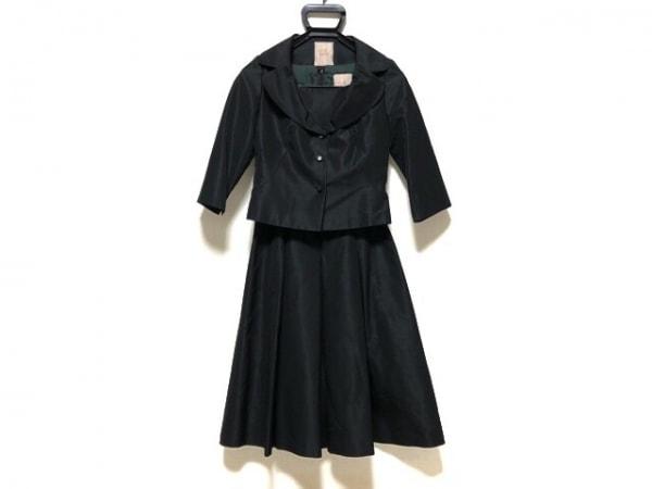 Sybilla(シビラ) ワンピーススーツ サイズM レディース美品  黒