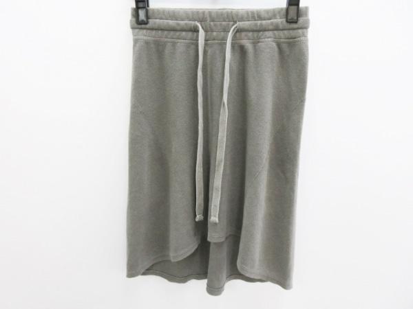 JAMES PERSE(ジェームスパース) スカート サイズO レディース美品  ダークグレー