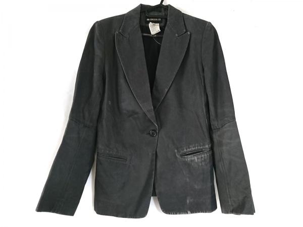 アンドゥムルメステール ジャケット サイズ38 M メンズ ダークグレー