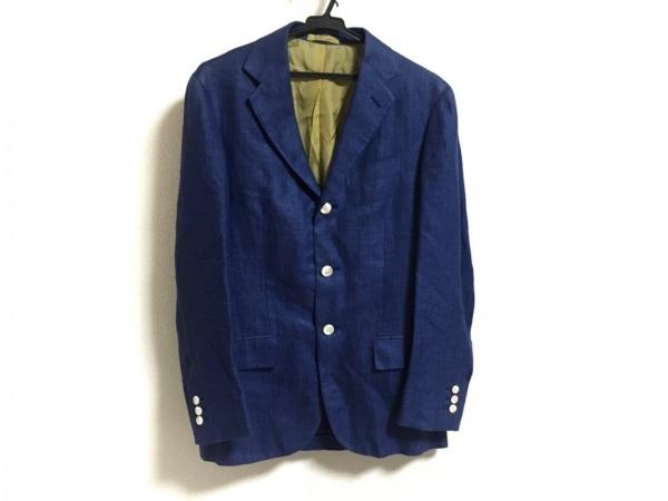Stile Latino(スティレラティーノ) ジャケット メンズ美品  ブルー