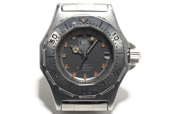 TAG Heuer(タグホイヤー) 腕時計 プロフェッショナル200 932.208 レディース グレー