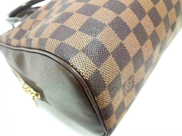 ルイヴィトン ハンドバッグ ダミエ美品  ブレラ N51150 エベヌ ダミエキャンバス
