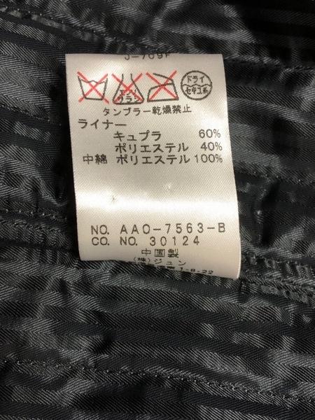 JUN MEN(ジュンメン) Pコート サイズL メンズ 黒 冬物