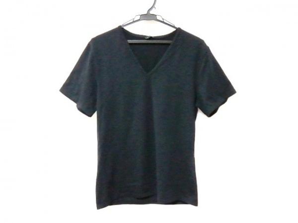 theory(セオリー) 半袖Tシャツ サイズ40 M メンズ美品  黒