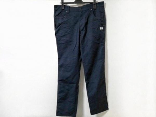 PEARLY GATES(パーリーゲイツ) パンツ サイズ7 メンズ 黒