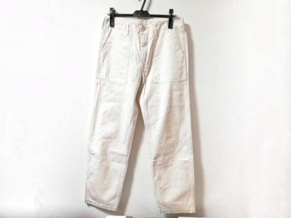 DANTON(ダントン) パンツ サイズ42 L メンズ美品  ベージュ