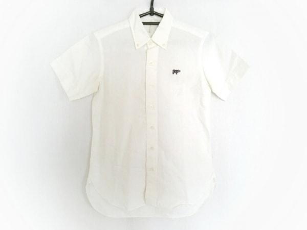 SCYE(サイ) 半袖シャツ サイズ36 S メンズ 白