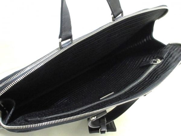 PRADA(プラダ) ビジネスバッグ - VR0023 黒 レザー