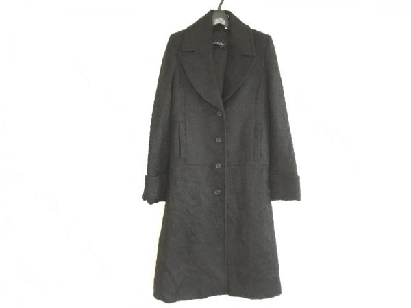 MAX&CO.(マックス&コー) コート サイズ40 M レディース 黒 冬物