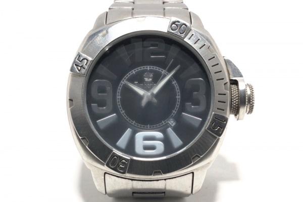 Timberland(ティンバーランド) 腕時計 ジョネスボロー メタル QT7137101 メンズ 黒