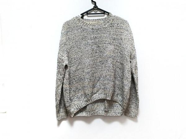アイエルバイサオリコマツ 長袖セーター サイズ38 M レディース美品