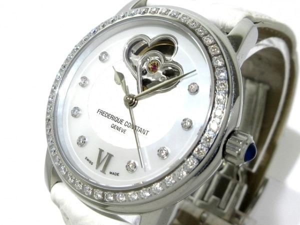 フレデリックコンスタント 腕時計 ダブルハートビート FC-303/310X2P4/5/6 レディース