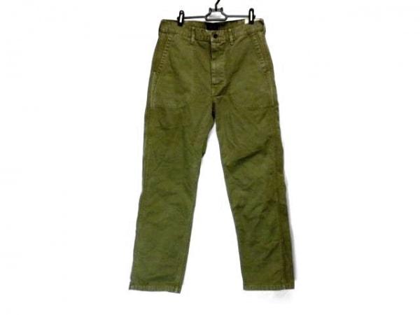 chimala(チマラ) パンツ サイズ30 メンズ カーキ