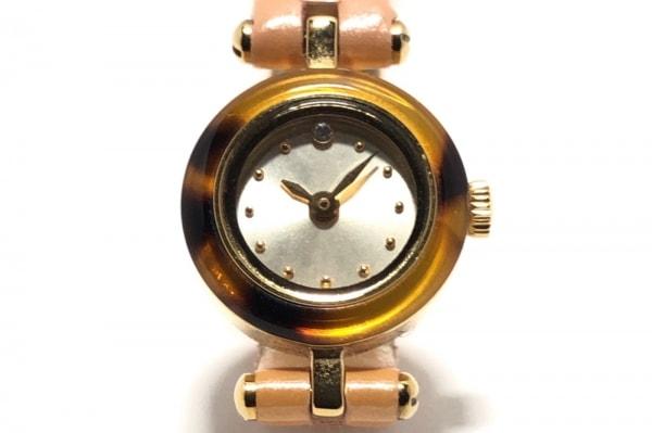 induna(インデュナ) 腕時計 - 067 レディース Ecaille シルバー