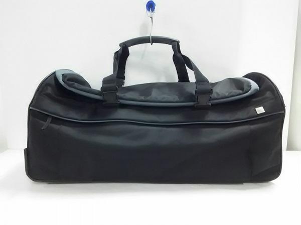 BMW(ビーエムダブリュ) キャリーバッグ 黒 ナイロン