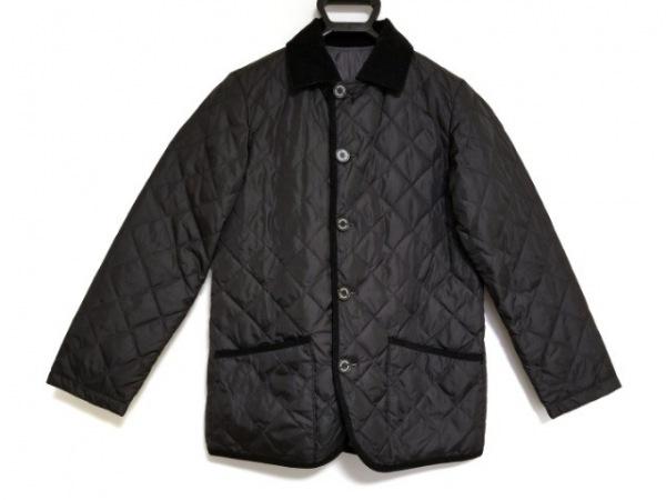 マッキントッシュフィロソフィー ダウンジャケット サイズ36 M レディース美品  黒