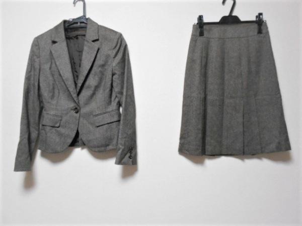 BALLSEY(ボールジー) スカートスーツ レディース ダークブラウン