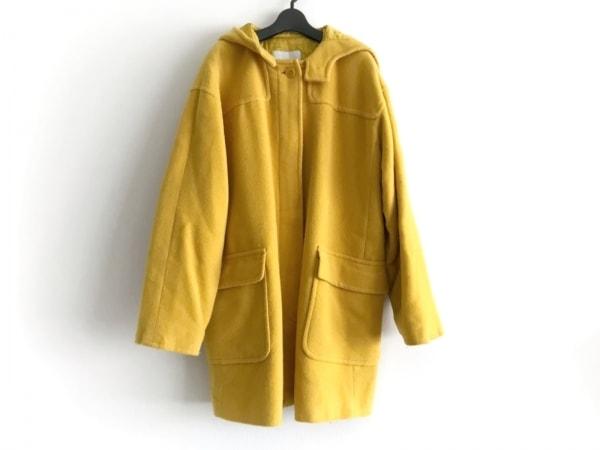 PENNYBLACK(ペニーブラック) コート サイズ42 L レディース イエロー 冬物