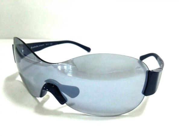 アイブレラ サングラス美品  ER-11 ネイビー SPORTS プラスチック×金属素材