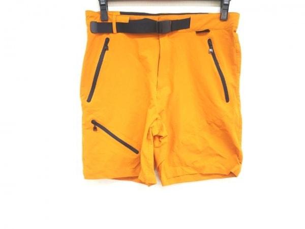 MILLET(ミレー) ハーフパンツ サイズM メンズ オレンジ