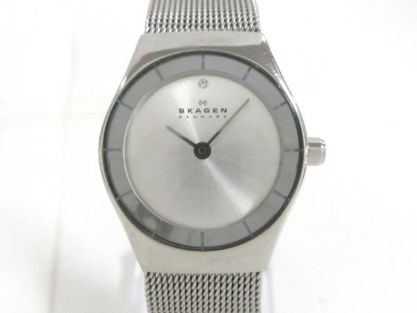 SKAGEN(スカーゲン) 腕時計 SKW2044 レディース シルバー